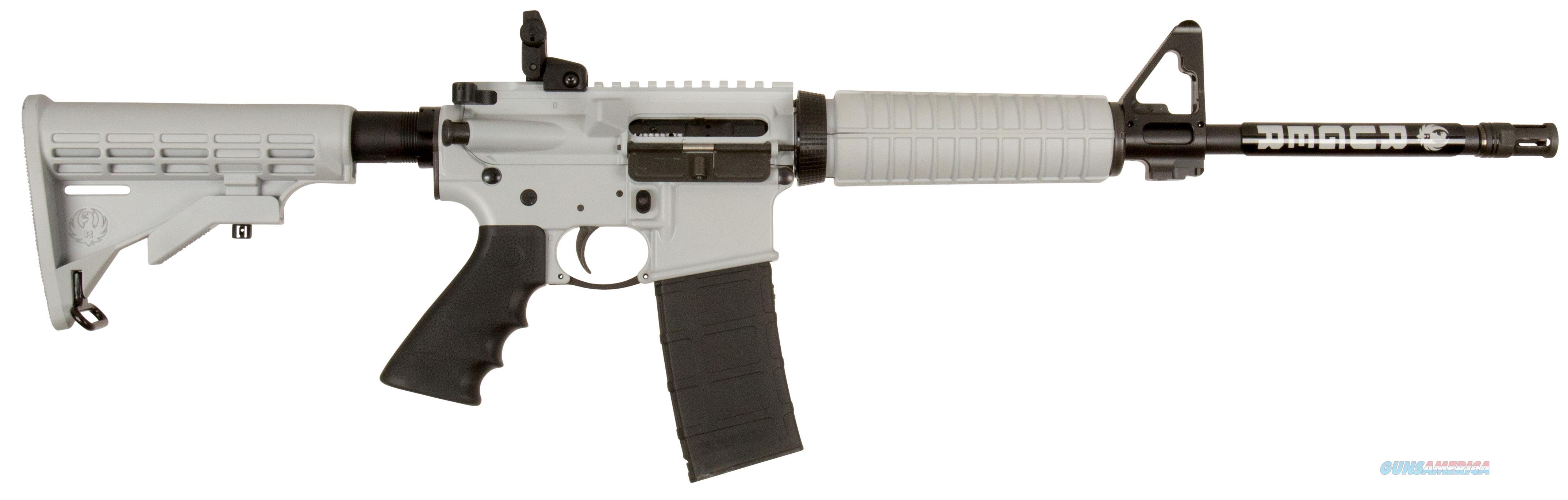 "RUGER 8505 AR556 AUTOLOADING SEMI-AUTOMATIC 223 REMINGTON/5.56 NATO 16.1"" 30+1 6 8505  Guns > Rifles > R Misc Rifles"