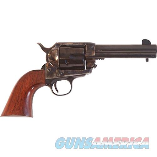 """Cimarron Firearms Frontier .357 Om Fs 4.75"""" Cc/Blued Walnut PP502  Guns > Pistols > C Misc Pistols"""