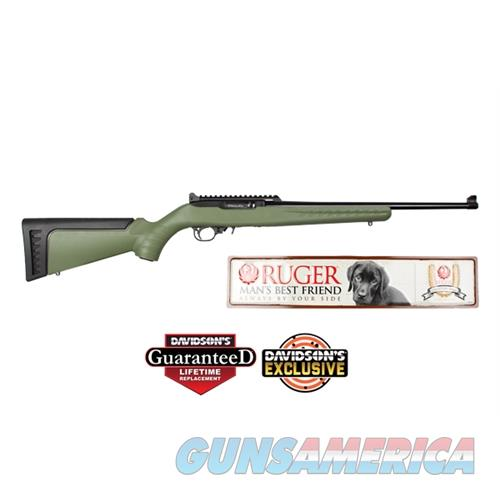 Ruger 10/22 Col#3 Mbf Semi 22Lr 31115  Guns > Rifles > R Misc Rifles