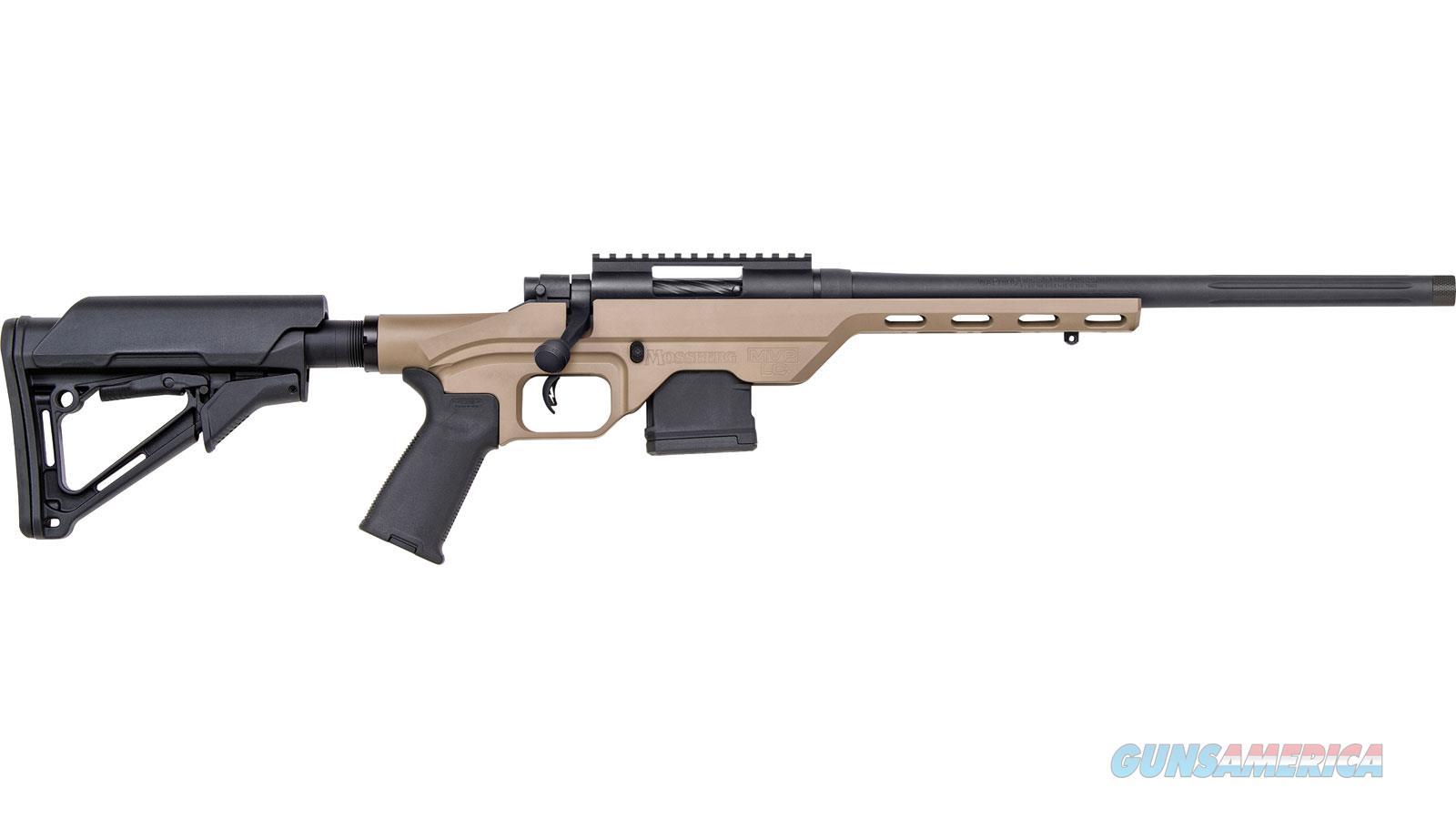 Mossberg Mvp 5.56 16.5 Mt Bl Light Chassis 28016  Guns > Rifles > MN Misc Rifles