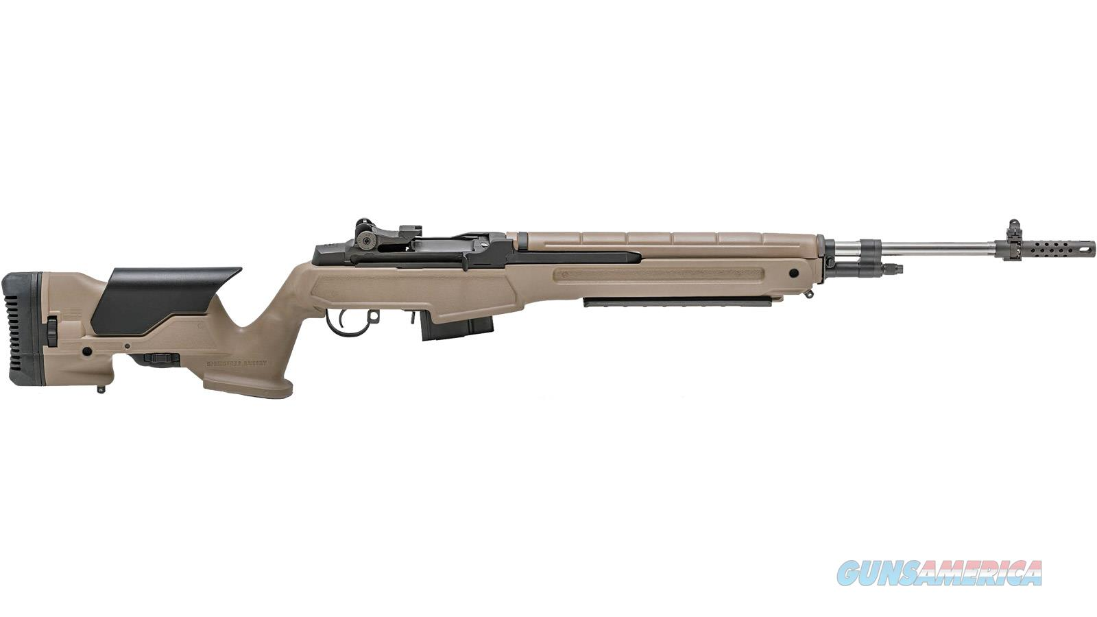 Springfield Armory M1a 6.5Creed Fde Precision Nm Stainless MP9820C65  Guns > Rifles > S Misc Rifles
