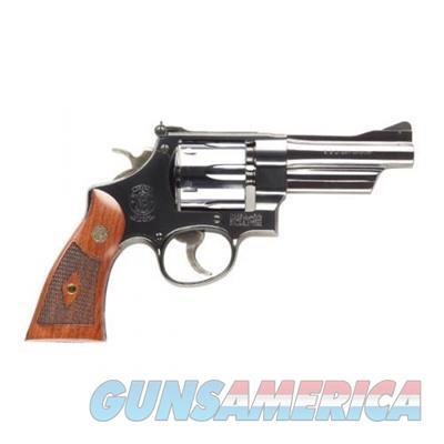 Sw 27 Revolver, .357 Mag, .38 S&W Spl+P, 4  Bbl, 6Rd 150339  Guns > Pistols > S Misc Pistols