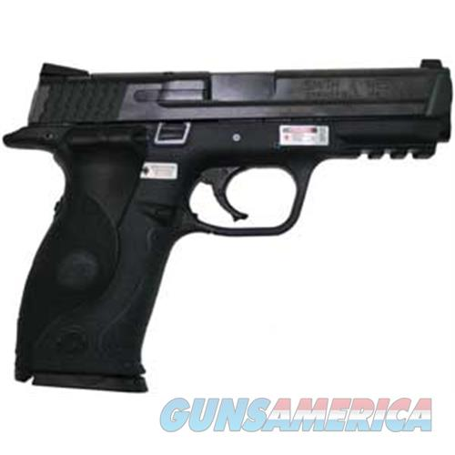 "Smith & Wesson M&P 9Mm 4"" 17Rd Blk-Lsr Grp 220070  Guns > Pistols > S Misc Pistols"