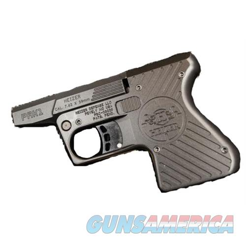 "Heizer Pak1ss Pak1 Pocket Ak Ak Pistol Single 7.62 X 39Mm 3.875"" 1 Round Stainless Finish PAK1SS  Guns > Pistols > H Misc Pistols"