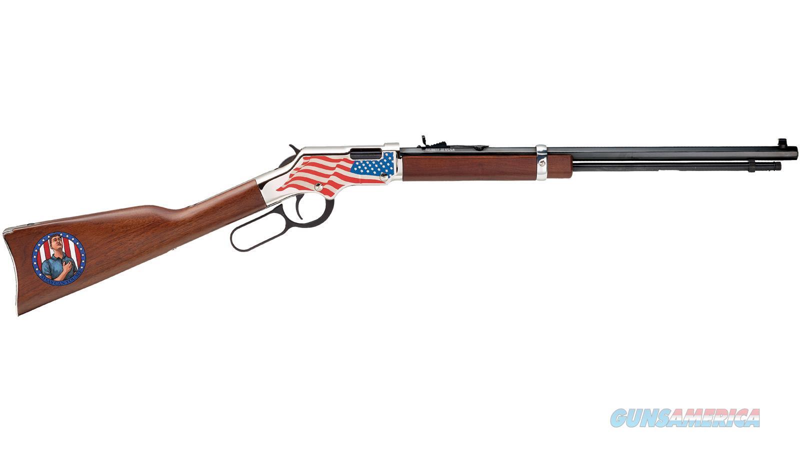 Henry Gold Boy 22S/L/Lr H004SFF  Guns > Rifles > H Misc Rifles