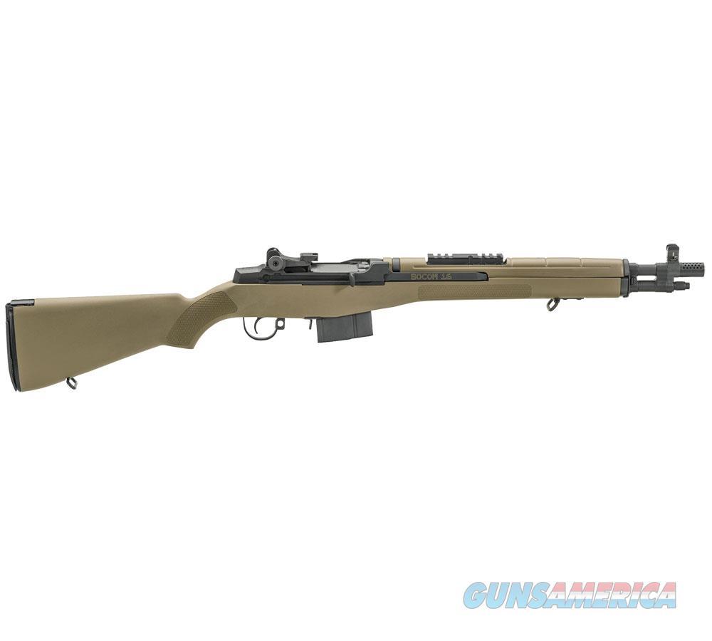 "SPRINGFIELD ARMORY SOCOM 16 M1A 7.62MM 16"" AA9620"