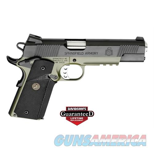 Springfield Armory 1911 Operator 45Acp Marine Corp Odg Ns PX9105MLCA18  Guns > Pistols > S Misc Pistols