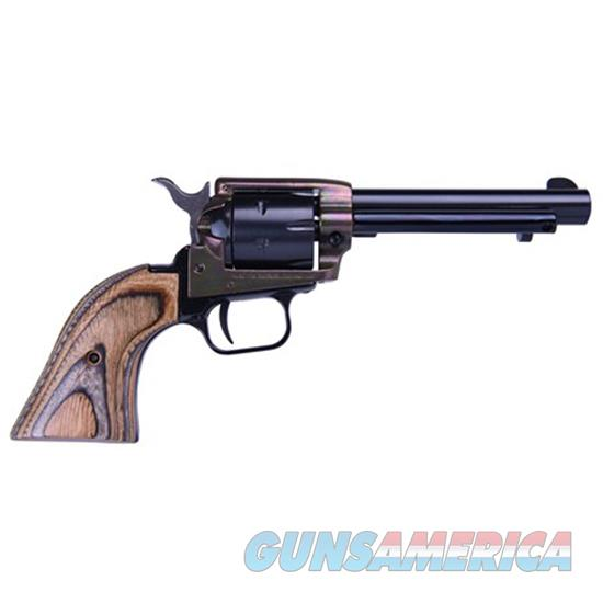 Heritage Rough Rider 22Lr 4 Blk Case Hardened 6Rd RR22CH4  Guns > Pistols > Heritage