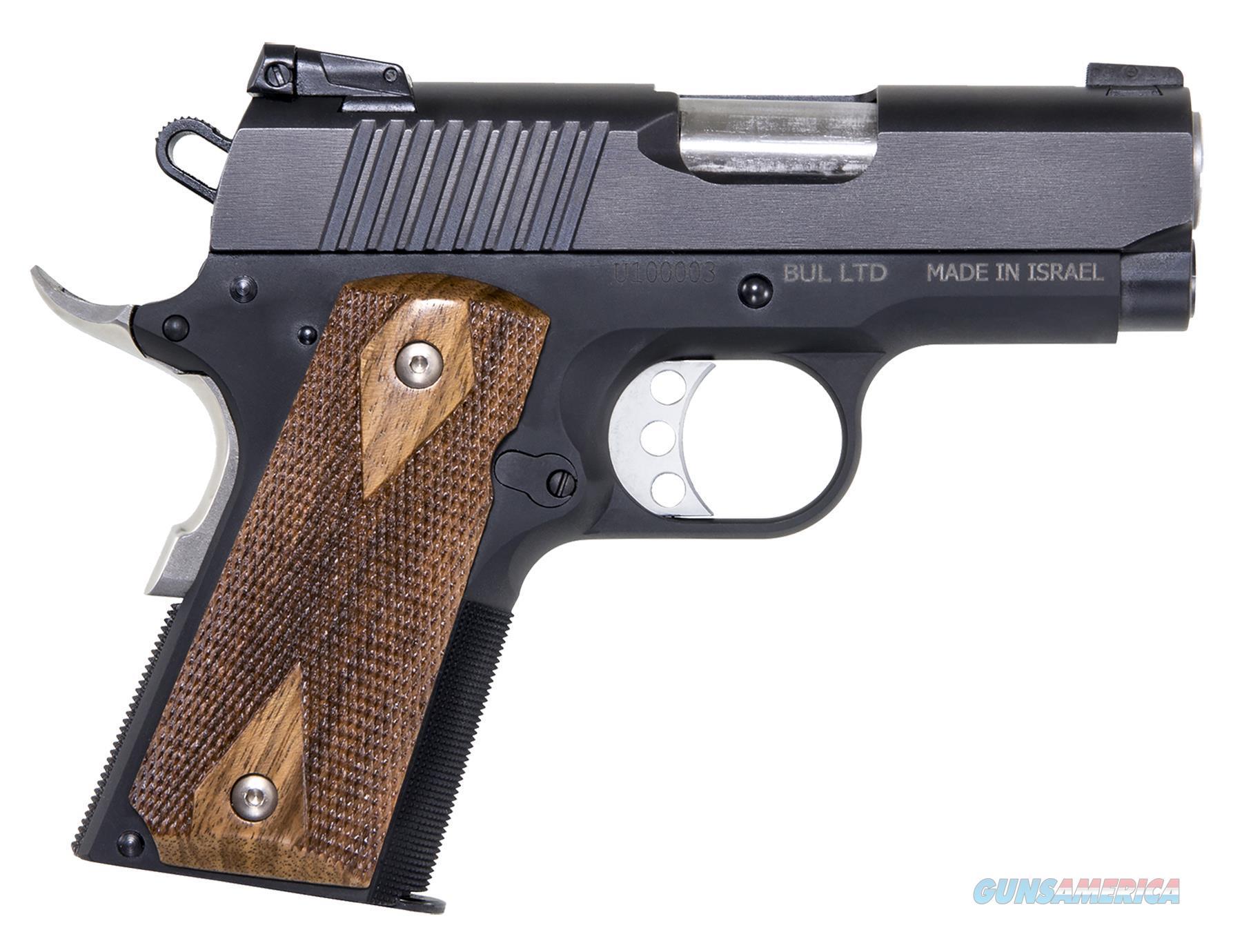 """Mag Research De1911g 1911 Desert Eagle 45Acp 5.05"""" 8+1 Dbl Diamond Wood Grip Blk DE1911G  Guns > Pistols > Magnum Research Pistols"""