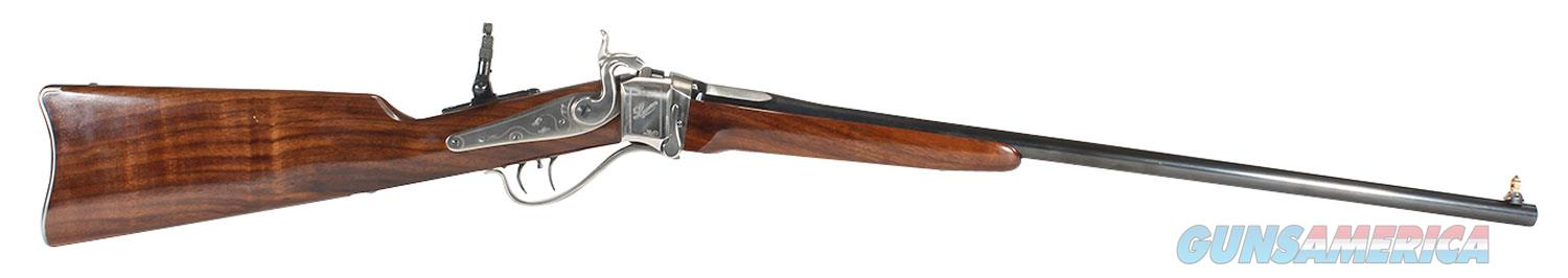 Lyman 1878 Sharps Carbine .30-30 140Th Anniv Eng Walnut 6000140  Guns > Rifles > L Misc Rifles