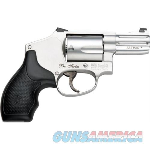 Smith & Wesson 640 357Mag 5Rd 2-1/8 Ss Dao Moon Clips 178044  Guns > Pistols > S Misc Pistols