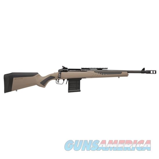 Savage Arms 110 Scout 450Bush 16.5 57139  Guns > Rifles > S Misc Rifles