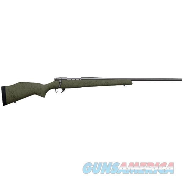 Weatherby Vngrd Sub-Moa 223 Bl 24' VMT223RR4O  Guns > Rifles > W Misc Rifles
