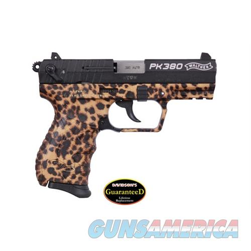 Walther Arms Pk380 Da 380 8Rd 3.6 Chtah 5050319  Guns > Pistols > W Misc Pistols