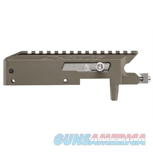 Tactical Solutions Receiver X-Ring 10/22 Matte Od Green (No Trigger) XR-MOD  Guns > Rifles > TU Misc Rifles