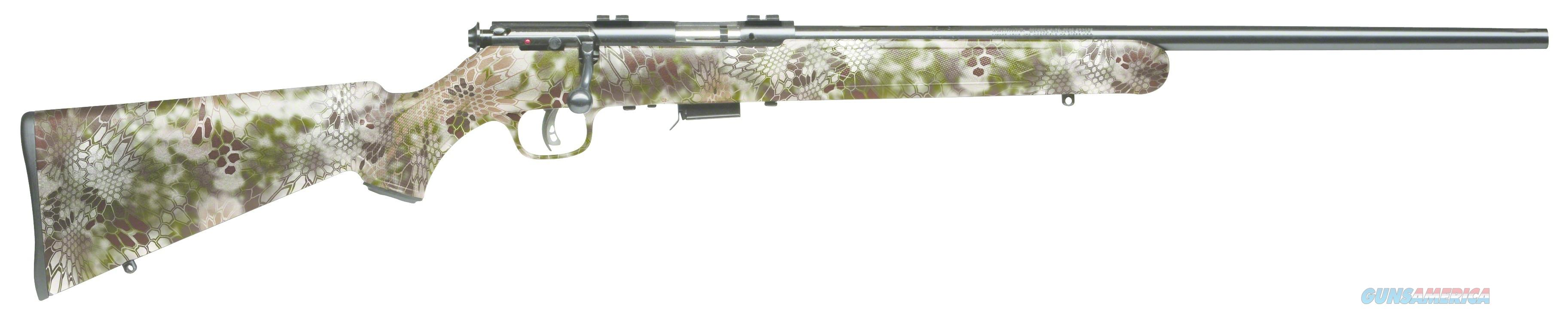SAVAGE 93R17 BOLT RIFLE 17 HMR, RH, 21 IN, 5+1 RND, ACCU-TRIGGER 96824  Guns > Rifles > S Misc Rifles