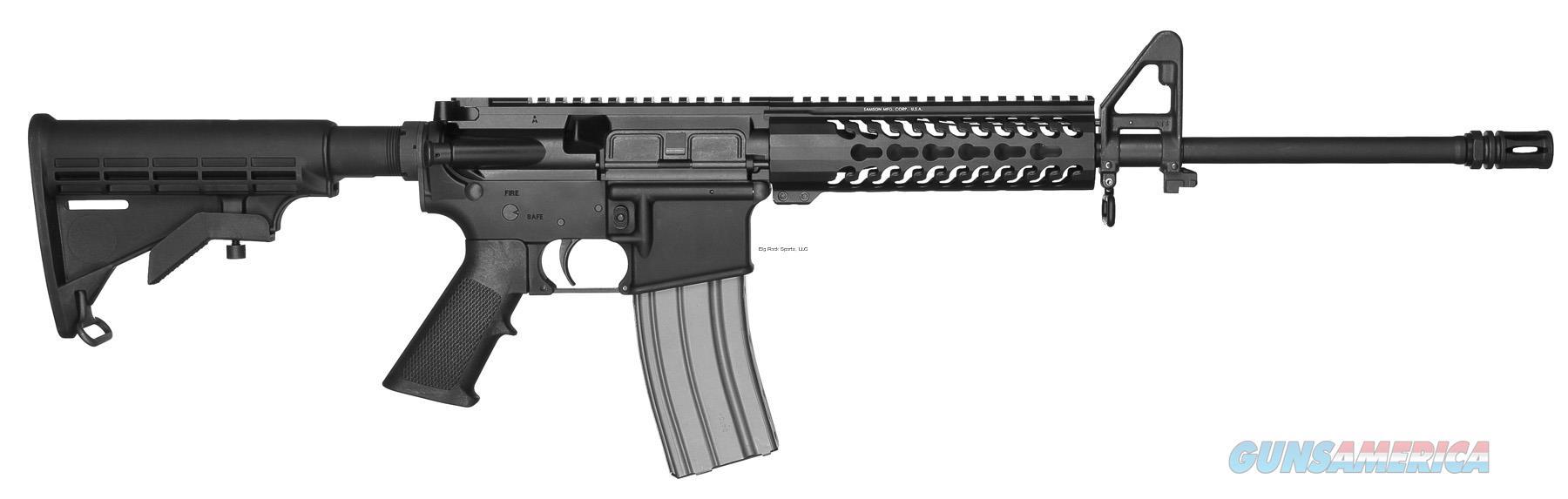 "Delton Echo 316L A3 Keymod 5.56Mm 16"" Bbl. 30Rd Black RFTLW16-O  Guns > Rifles > D Misc Rifles"