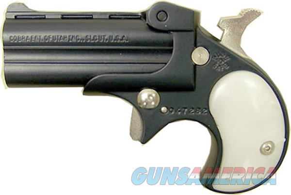 Cobra Derr 22 Mag Black Pearl Grips C22MBP  Guns > Pistols > C Misc Pistols