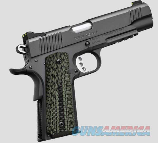 Kimber 45Acp Custom Tle Ii (Em) KIM3200369  Guns > Pistols > K Misc Pistols