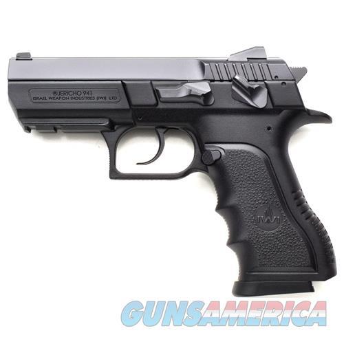 """Iwi Usa Jericho 941 Psl9 9Mm 3.8"""" As 2-16Rd Mag Black Polymer J941PSL9  Guns > Pistols > IJ Misc Pistols"""