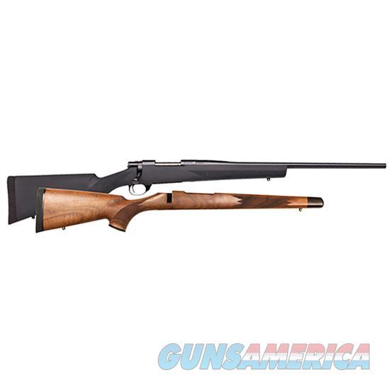 Legacy Sports Webley Scott Empire 270Win 22 Hogue Walnut HERh62602  Guns > Rifles > L Misc Rifles
