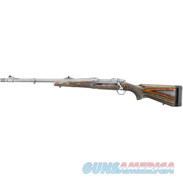 """Ruger Hm77lrsg 375Rug 20"""" 3Rd Lh 47124  Guns > Rifles > R Misc Rifles"""