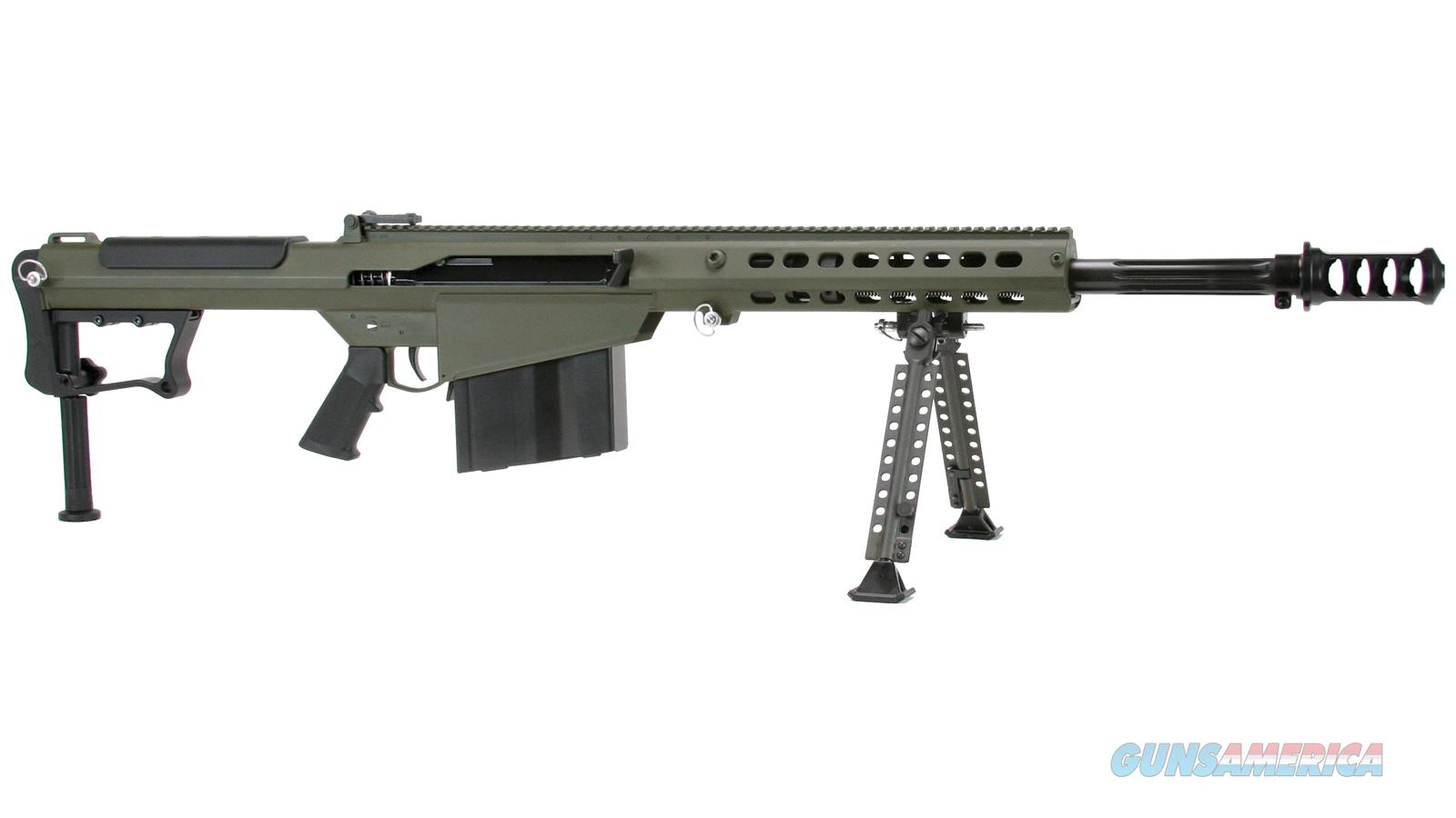"Barrett M107a1 Od Green 20""/50Bmg 14554  Guns > Rifles > B Misc Rifles"