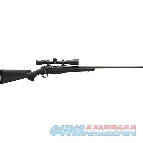 Browning A-Bolt Iii Comp Stlk .308 M.Blk Syn W/Nikon 4-12X Scope 035811218  Guns > Rifles > B Misc Rifles