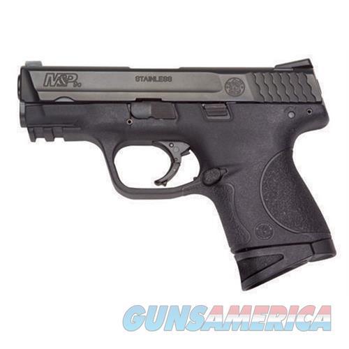 "Smith & Wesson M&P Cmpct 40Sw 3.5"" 10Rd 109253  Guns > Pistols > S Misc Pistols"