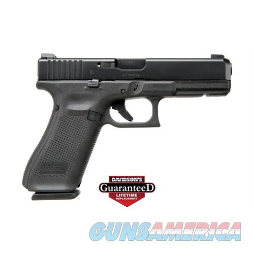 Glock 17 G5 Usa 9Mm Pst 10Rd Bld UA1750301AB  Guns > Pistols > G Misc Pistols
