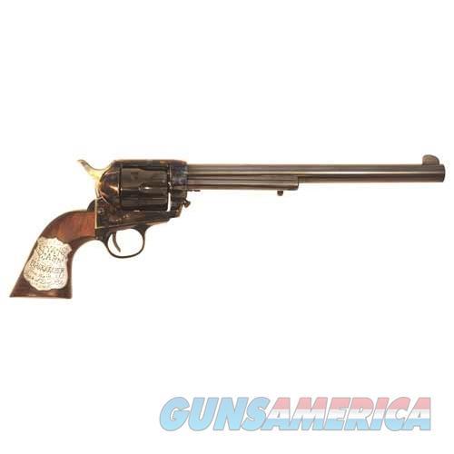 "Cimarron Firearms Frontier 45Lc 10"" W Earp Ch CA558  Guns > Pistols > C Misc Pistols"