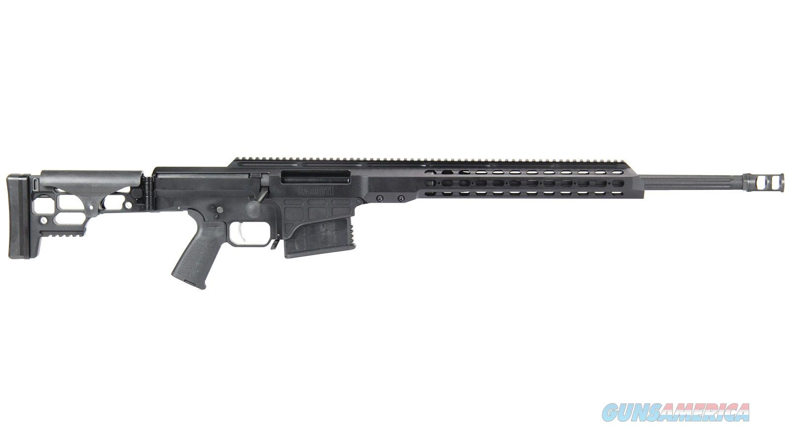 "BARRETT FIREARMS MFG. MRAD 260REM 24"" 10RD BLK 14431  Guns > Rifles > B Misc Rifles"