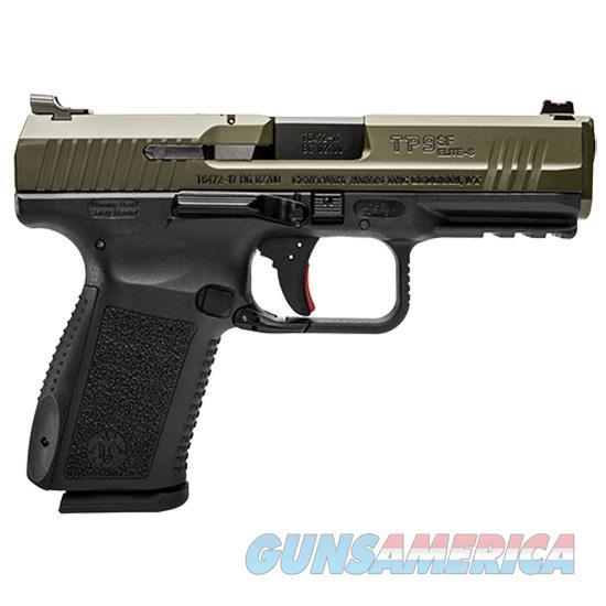 Centurion Tp9sf Elite-S 9Mm 4.19 Od Green 2 15Rd HG3899GN  Guns > Pistols > C Misc Pistols