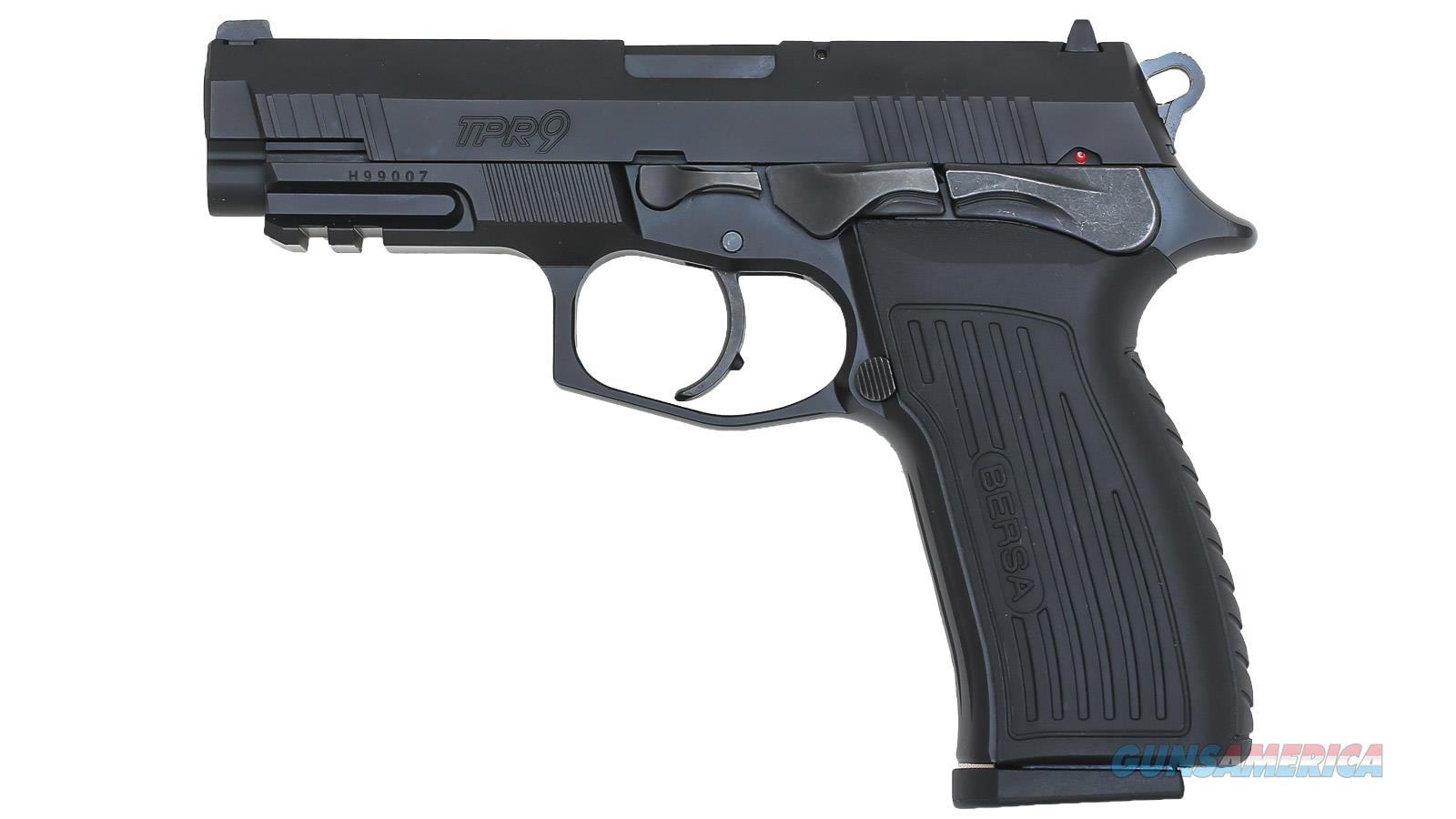 "Eagle Imports/Bersa Trp9m 9Mm 4.25"" 17Rd TPR9M  Guns > Pistols > E Misc Pistols"