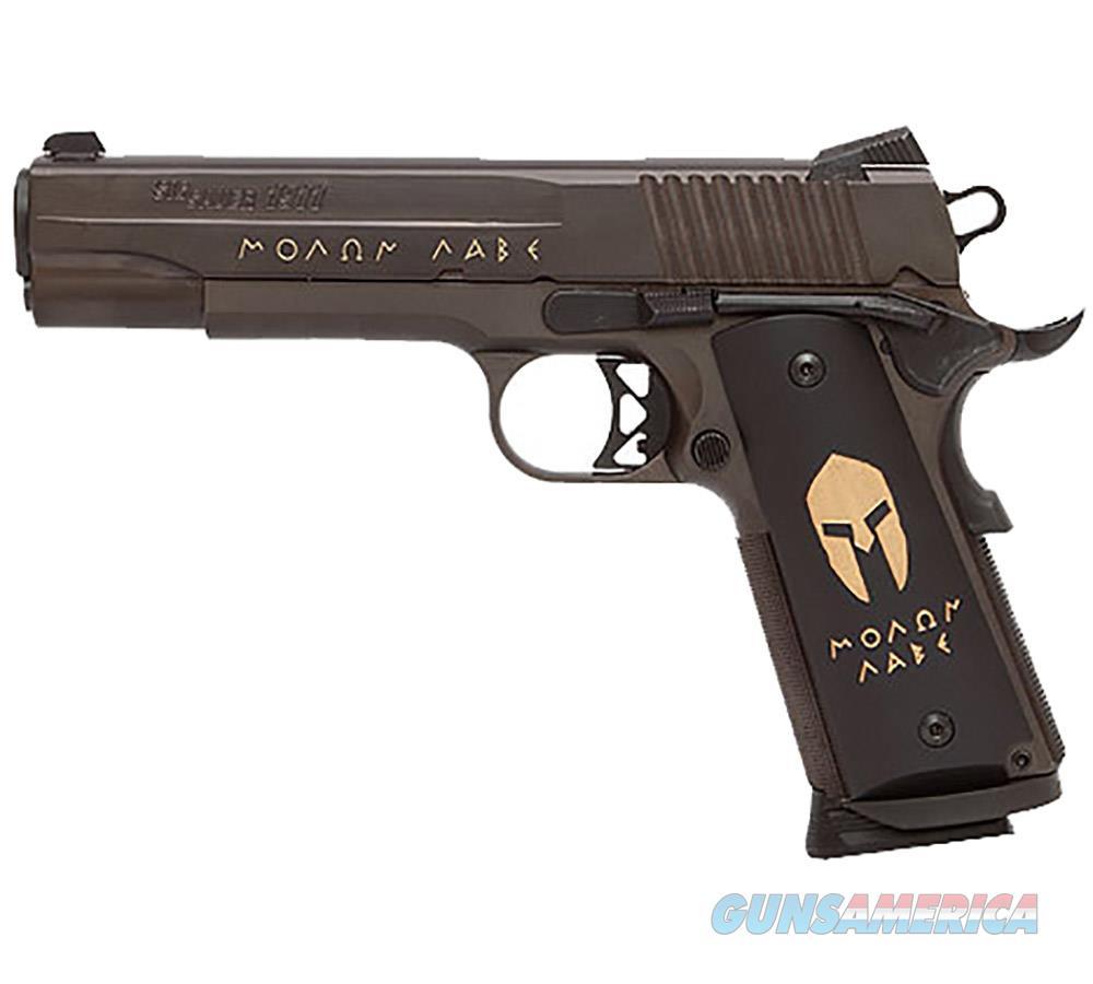 Sig Sauer 1911 45Acp Spartan 8Rd 1911-45-SPARTAN  Guns > Pistols > S Misc Pistols
