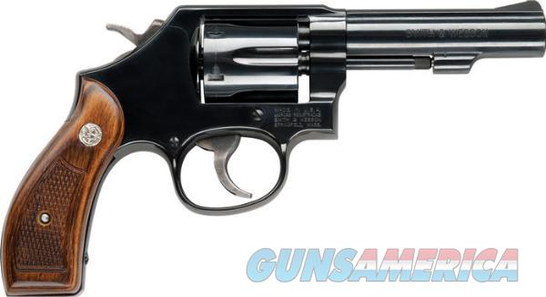 "SMITH & WESSON MOD 10 38SP+P 4"" 6RD BL 150786  Guns > Pistols > Smith & Wesson Revolvers > Model 10"
