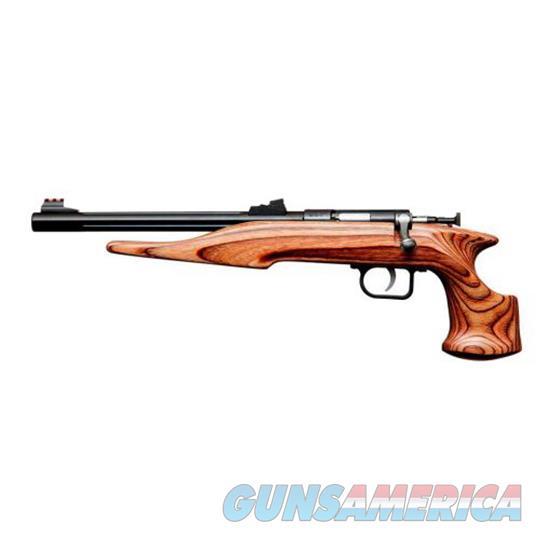 Davey Crickett Pistol 22Lr Brown Lam 40004  Guns > Pistols > D Misc Pistols