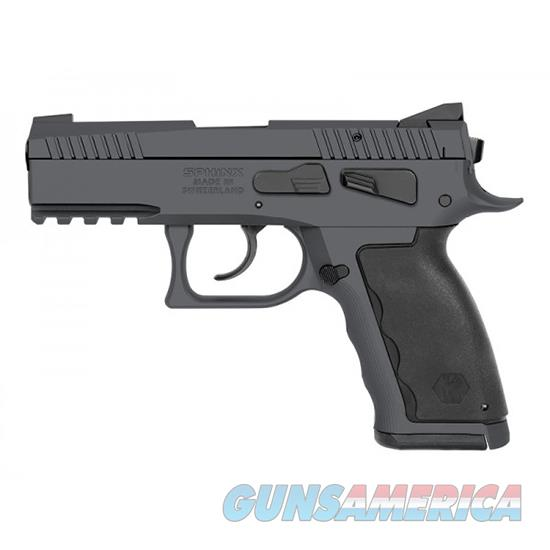 KRISS NEWCO USA INC SPHINX SDP 9MM COMP GREY DASA 15RD S4WSDCME100  Guns > Pistols > K Misc Pistols