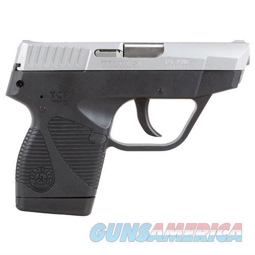 """Taurus Model 738 Tcp .380 3.3"""" Barrel Stainless Slide 1-738039  Guns > Pistols > TU Misc Pistols"""