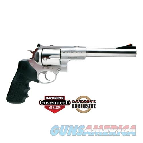 Ruger S/Rdhwk 41M Da Rev 7.5Ss 5521  Guns > Pistols > R Misc Pistols
