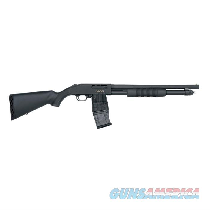Mossberg 590M 12Ga 18.5In Bbl 11Rd Bead Sight 50205  Guns > Shotguns > MN Misc Shotguns