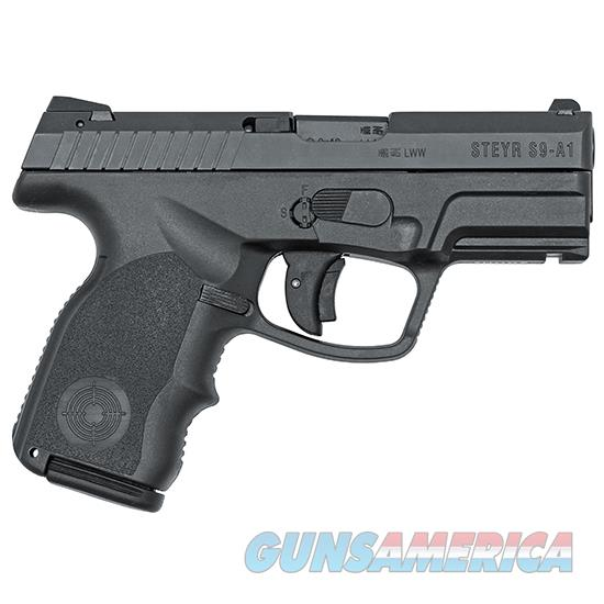 Steyr S9a1 9Mm 3.6 Blk Syn 10Rd 398212  Guns > Pistols > Steyr Pistols