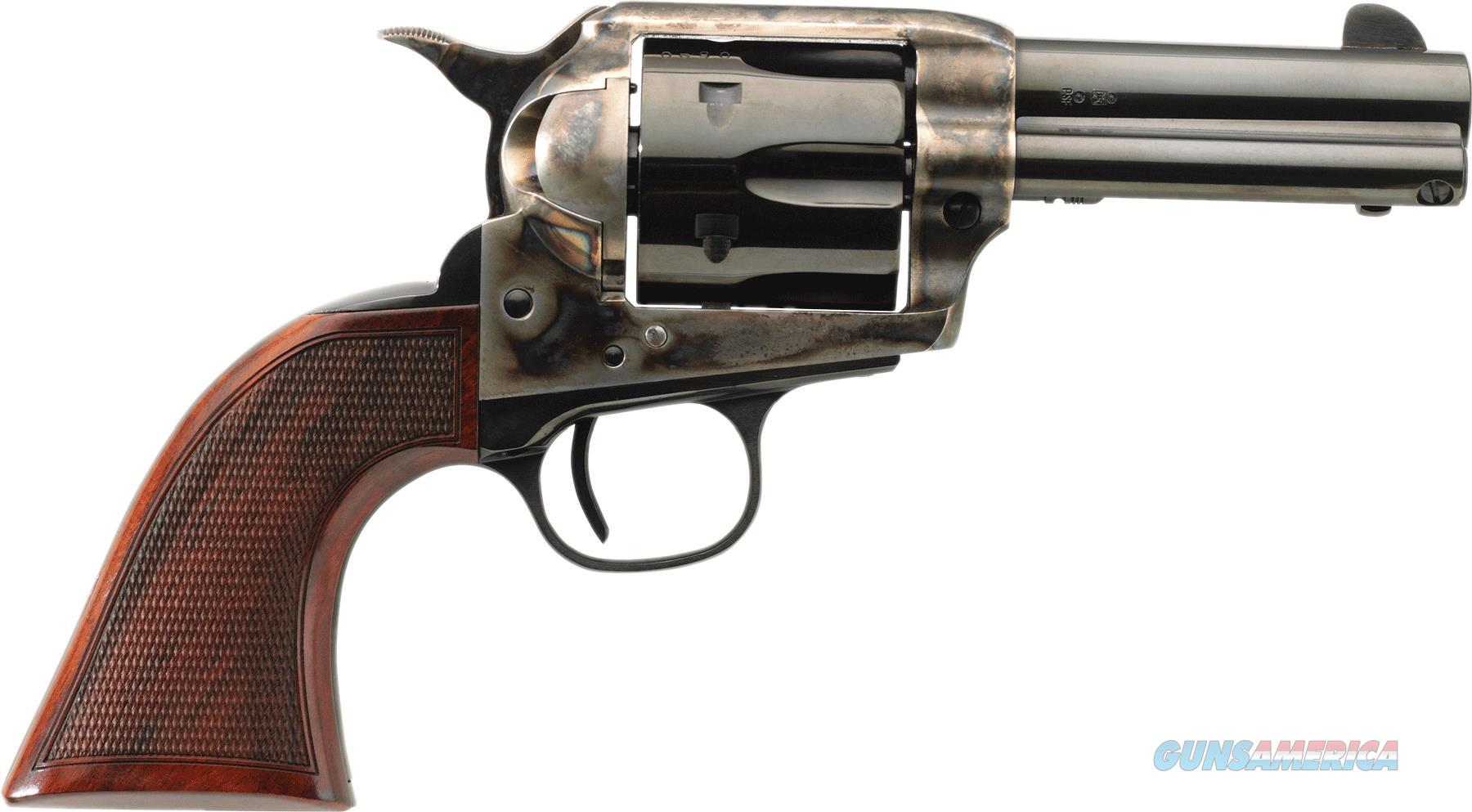 "Taylors&Co 4203 Runnin Iron 45Lc 4.75"" 6Rd Checkered Walnut Grip Blued 4203  Guns > Pistols > TU Misc Pistols"