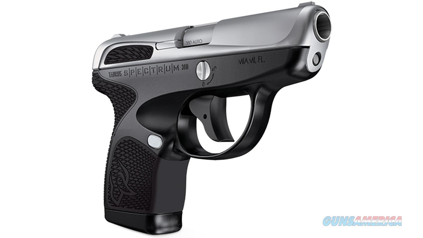 """Taurus Spectrum 380Acp 2.8"""" 6/7Rd 1007039101  Guns > Pistols > TU Misc Pistols"""