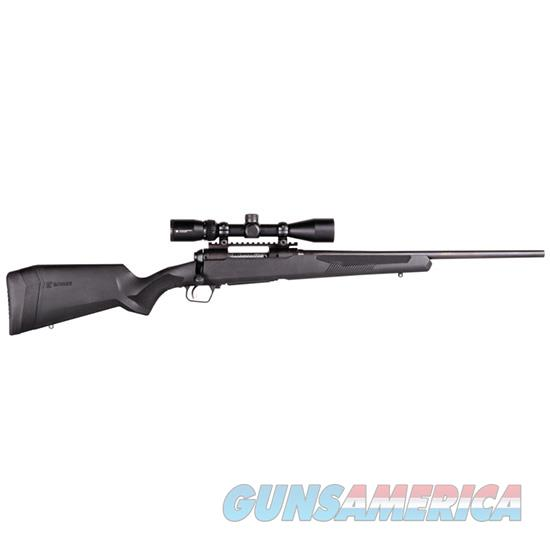 Savage Arms Apex Hunter Xp 24 6.5X284 Vortex Cfii 3-9 57311  Guns > Rifles > S Misc Rifles