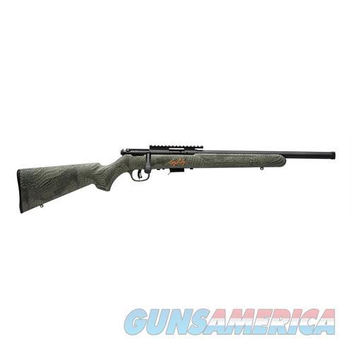 "Savage 93217 93 Fv-Sr Landry''s Signature Series Bolt 22 Wmr 16.5"" 5+1 Synthetic Gator Camo Stk Blac 93217  Guns > Rifles > S Misc Rifles"