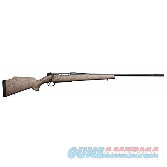 Weatherby 30-06 22 Mkv Fltd Ultra Light Tan Blk Web MUTS306SR2O  Guns > Rifles > W Misc Rifles