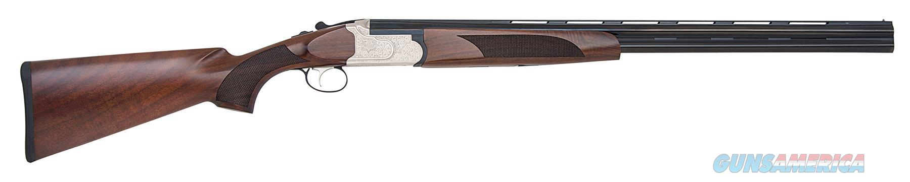 MOSSBERG FIREARMS SILVR RESRVE II 20/26 O/U 75414  Guns > Shotguns > Mossberg Shotguns > Over/Under