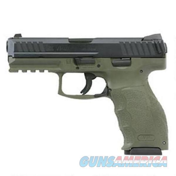 "Heckler & Koch Vp9 9Mm 4.09"" 15Rd Od Grn W/Ns 700009GRLE-A5  Guns > Pistols > H Misc Pistols"
