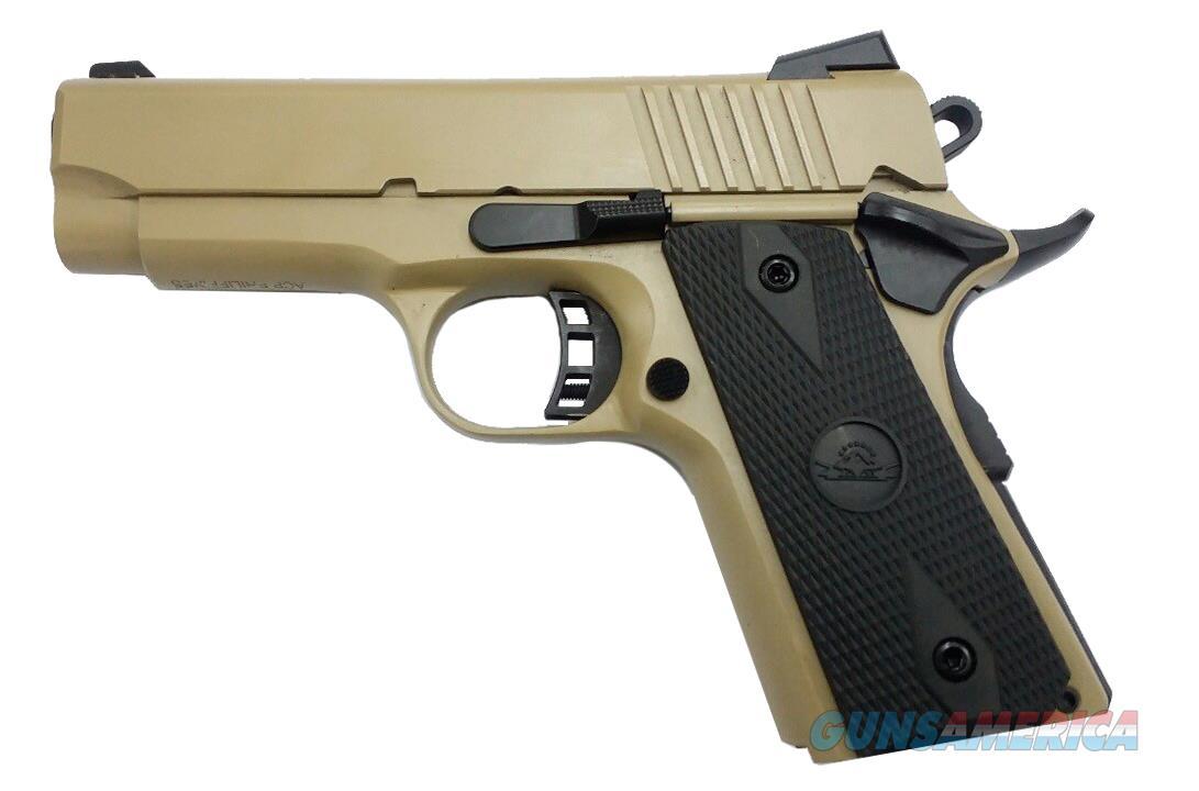 M1911-A1 Cs Tact 9Mm Fde 51826  Guns > Pistols > R Misc Pistols